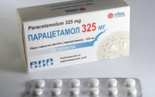 Парацетамол это антибиотик или нет