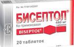 Можно ли одновременно принимать антибиотики и бисептол