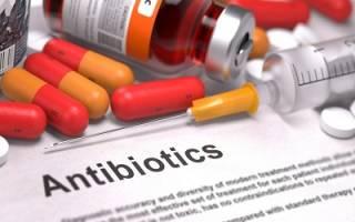 Растворители для антибиотиков