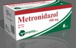 Метронидазол можно ли пить при беременности