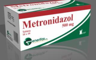 Метронидазол можно ли принимать беременным