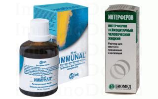Как восстановить иммунитет после антибиотиков