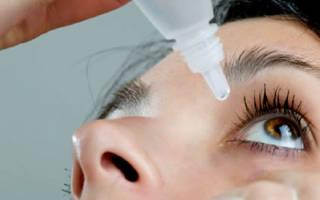 Глазные капли от коньюктивита для детей с антибиотиком