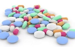 Антибиотики при орви у взрослых список