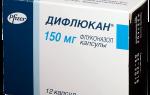 Дифлюкан это антибиотик или нет