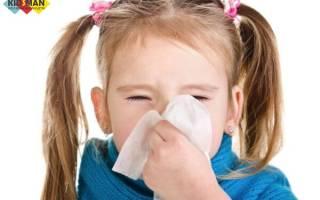 Когда детям назначают антибиотики