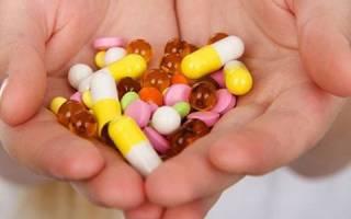 Антибиотики при подагре