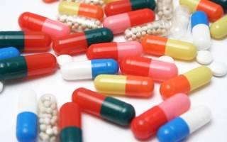 Антибиотики при эндометриозе