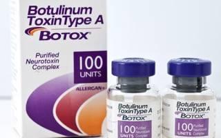 Ботокс и антибиотики почему нельзя