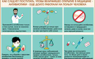 Восстановить печень после антибиотиков