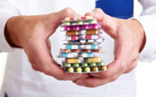 Антибиотики при инфекции мочевыводящих путей