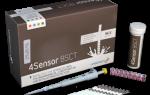 Тесты на антибиотики в молоке 4 сенсор
