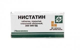 Нистатин это антибиотик или нет