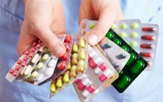 Антибиотики при плеврите