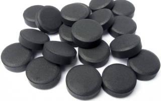 После антибиотиков кал черный