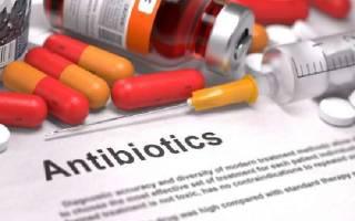 Болит желудок после приема антибиотиков