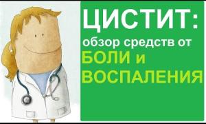 Цистит у женщин лечение антибиотиками